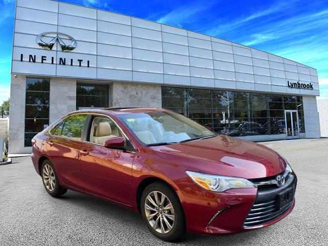 2015 Toyota Camry XLE [18]