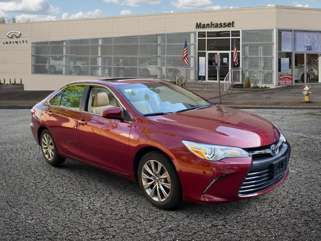 2015 Toyota Camry 4dr Sdn I4 Auto XLE (Natl) [11]
