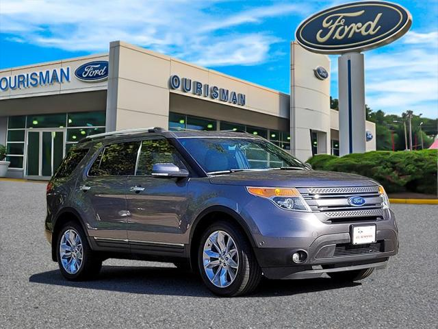 2011 Ford Explorer Limited for sale in Alexandria, VA