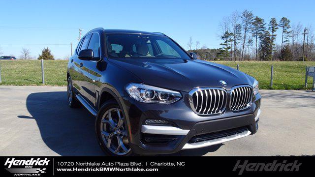 2021 BMW X3 xDrive30e for sale in Charlotte, NC
