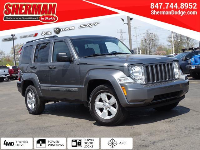 2012 Jeep Liberty Sport for sale in Skokie, IL