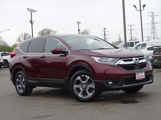 2018 Honda CR-V EX for sale in Skokie, IL