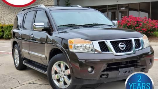 2012 Nissan Armada Platinum for sale in Dallas, TX