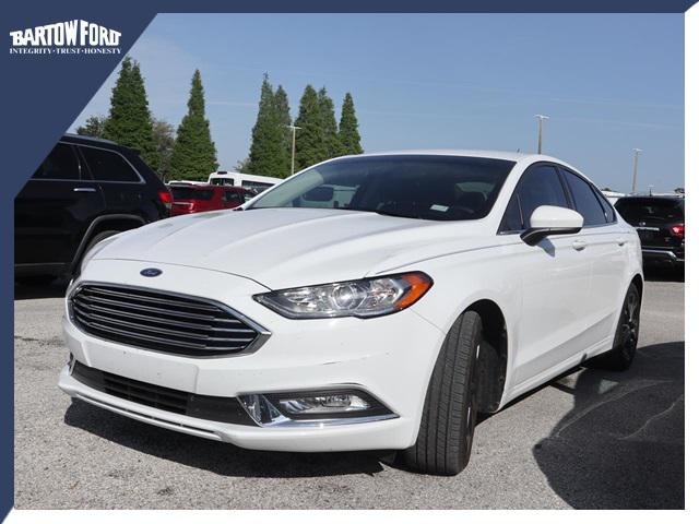 2018 Ford Fusion SE for sale in Bartow, FL