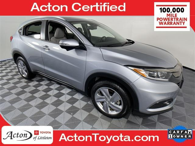 2019 Honda HR-V EX-L AWD for sale in Acton, MA