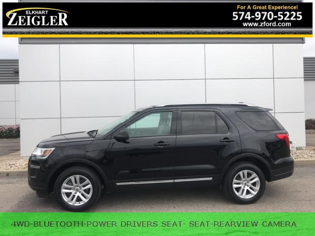 2018 Ford Explorer XLT for sale in Schaumburg, IL
