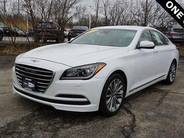 2017 Genesis G80 3.8L for sale in Highland Park, IL