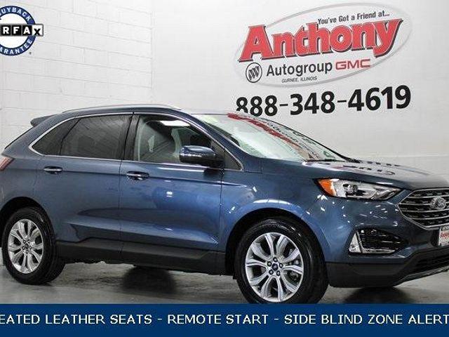 2019 Ford Edge Titanium for sale in Gurnee, IL