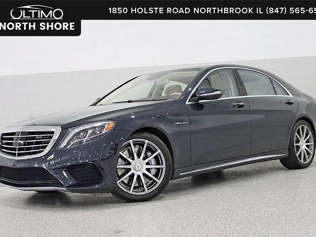 2015 Mercedes-Benz S-Class S 63 AMG for sale in Northbrook, IL