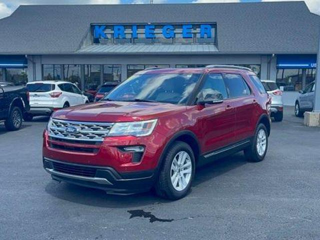 2018 Ford Explorer XLT for sale in Columbus, OH