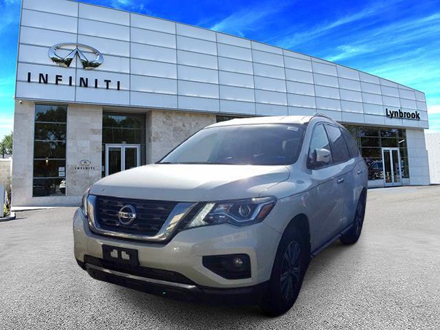 2018 Nissan Pathfinder SL [3]