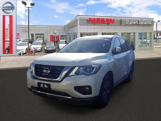 2018 Nissan Pathfinder 4x4 SL [4]