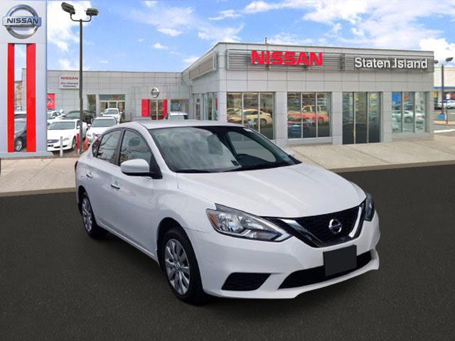 2018 Nissan Sentra S CVT [7]