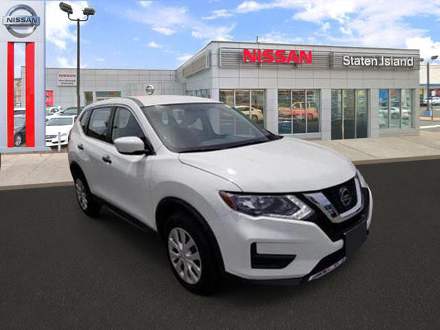 2018 Nissan Rogue AWD S [2]