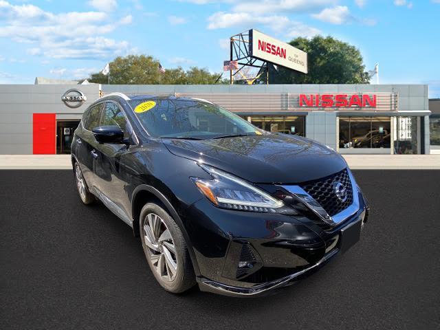 2020 Nissan Murano AWD SL [1]