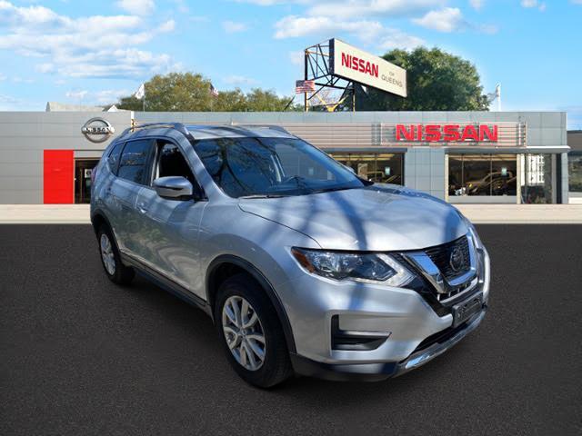 2020 Nissan Rogue AWD S [19]