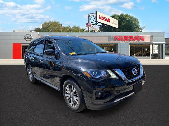 2018 Nissan Pathfinder 4x4 SV [2]