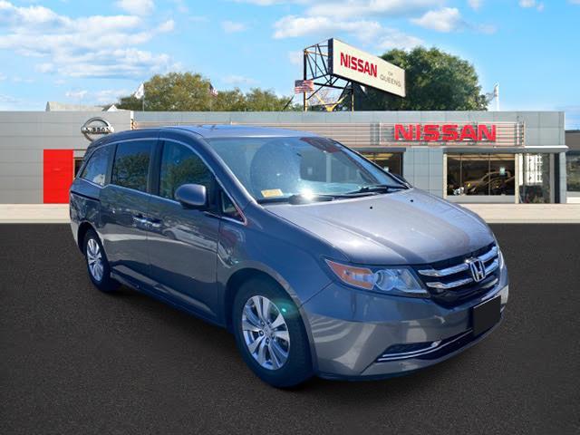 2016 Honda Odyssey 5dr EX-L w/Navi [0]