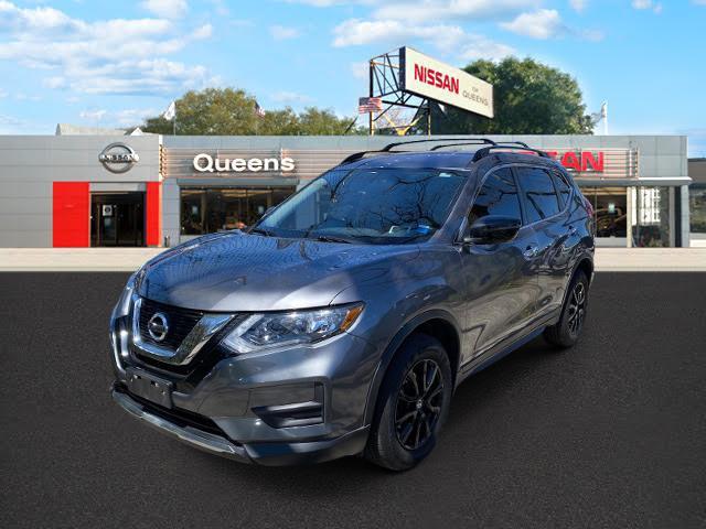 2017 Nissan Rogue AWD SV [6]