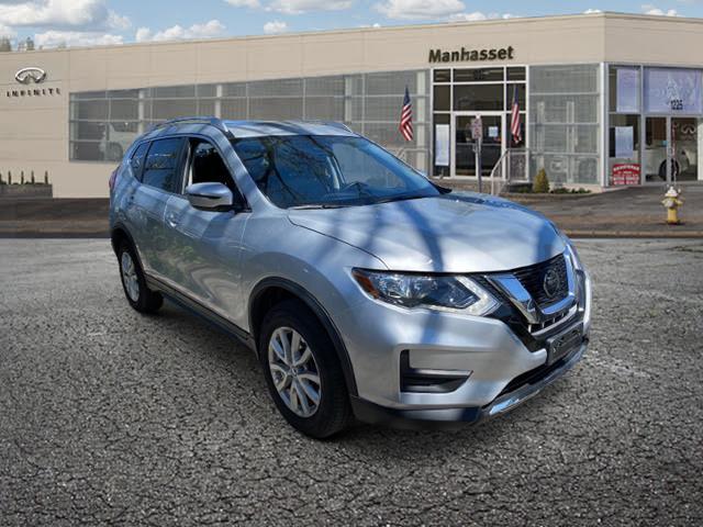 2020 Nissan Rogue S [13]