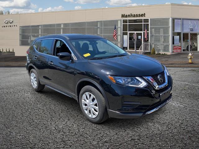 2020 Nissan Rogue S [9]