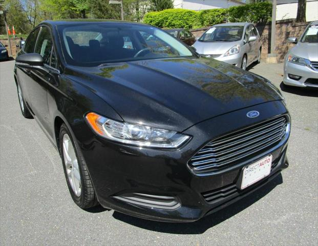 2015 Ford Fusion SE for sale in Germantown, MD