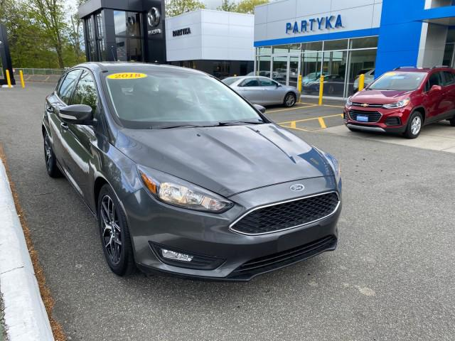 2018 Ford Focus SEL for sale in Hamden, CT