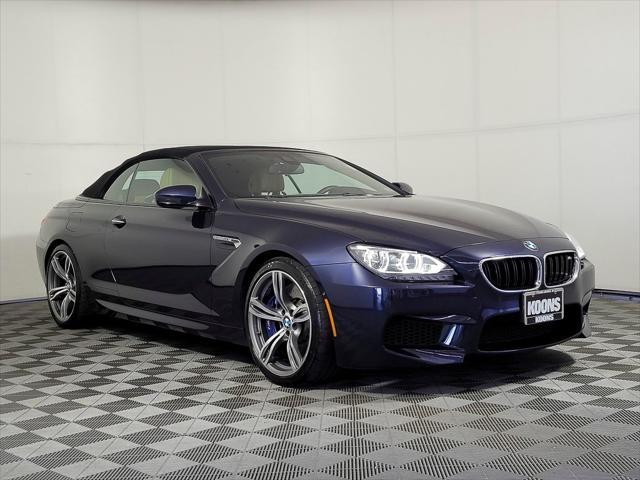 2015 BMW M6 2dr Conv for sale in Vienna, VA