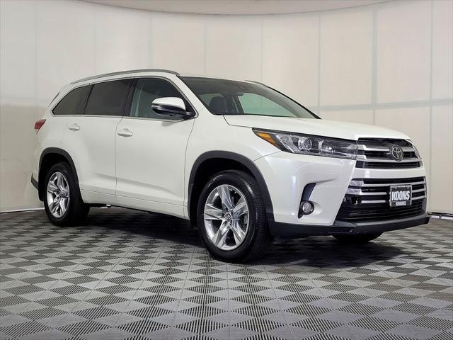 2018 Toyota Highlander Limited for sale in Vienna, VA