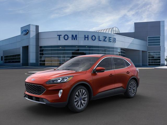 2021 Ford Escape Titanium for sale in Farmington Hills, MI