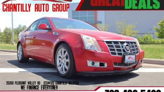 2009 Cadillac CTS AWD w/1SB for sale in Chantilly, VA