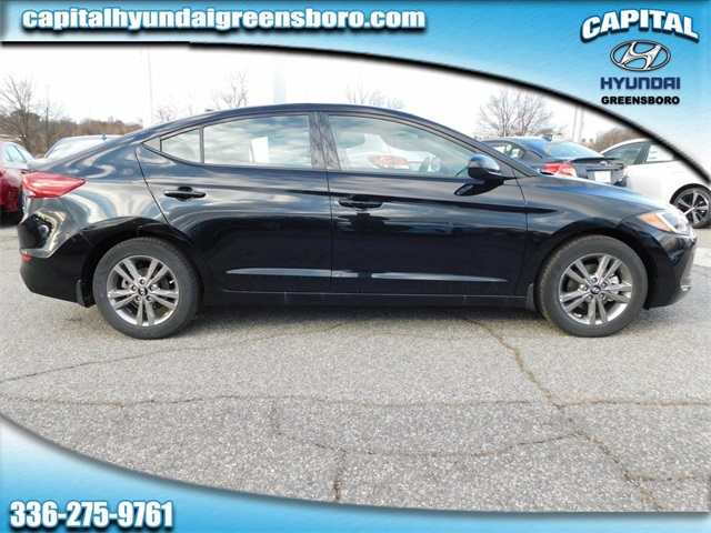 2018 Hyundai Elantra VALUE EDITION 4dr Car Greensboro NC
