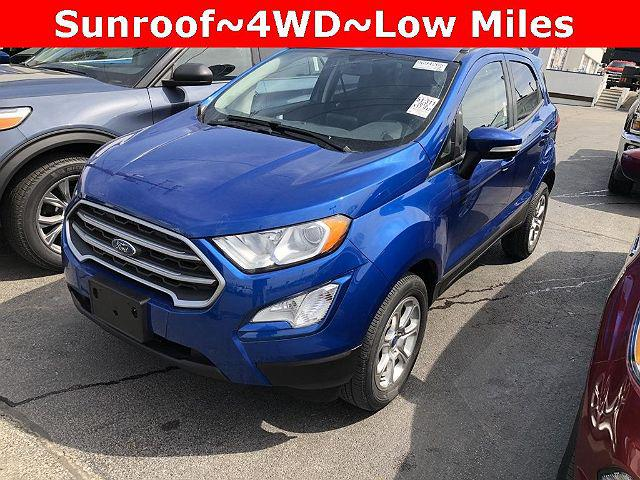 2018 Ford EcoSport SE for sale in Burton, OH