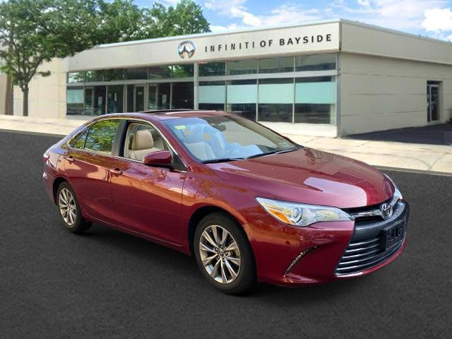 2015 Toyota Camry XLE [4]