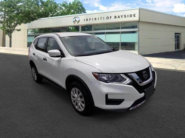 2018 Nissan Rogue S [4]