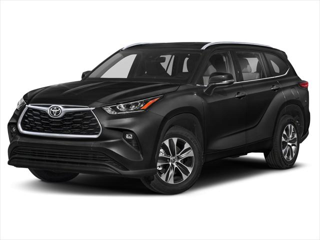 2021 Toyota Highlander XLE for sale in Acton, MA