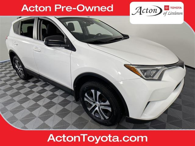 2017 Toyota RAV4 LE for sale in Acton, MA
