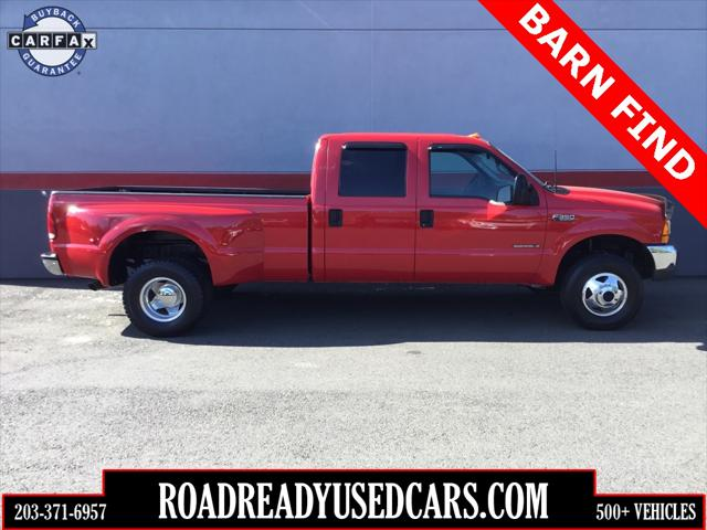 2001 Ford F-350 XLT for sale in Bridgeport, CT
