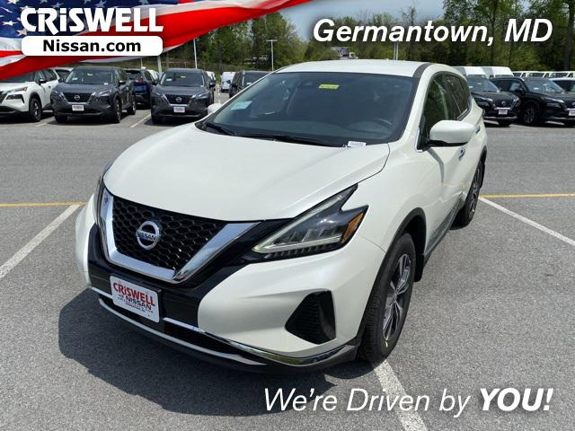 2021 Nissan Murano S for sale in Germantown, MD