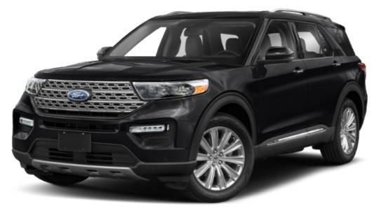 2020 Ford Explorer Limited for sale in San Antonio, TX