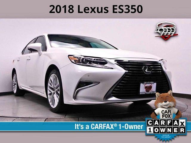 2018 Lexus ES ES 350 for sale in Lakewood, WA