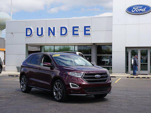 2017 Ford Edge Sport for sale in East Dundee, IL