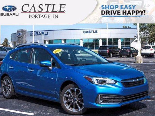 2021 Subaru Impreza Limited for sale in Portage, IN