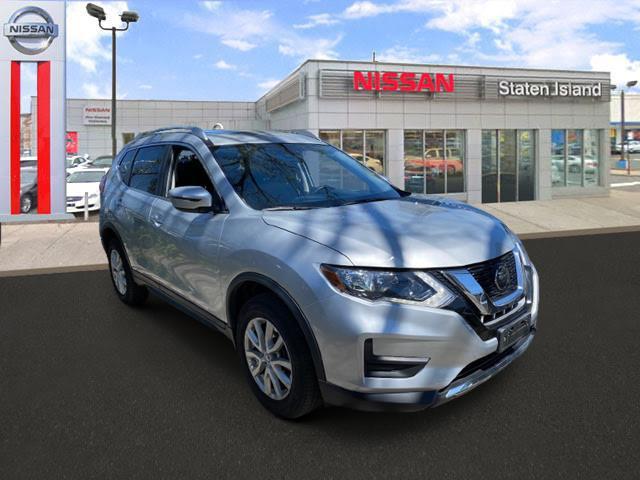 2020 Nissan Rogue S [0]