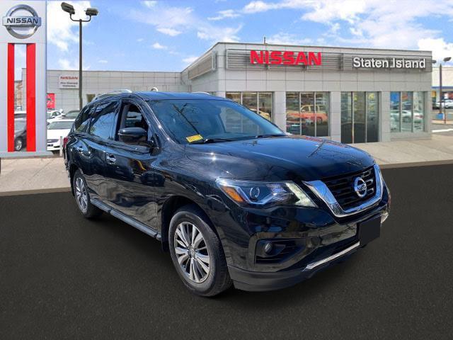 2018 Nissan Pathfinder SV [2]