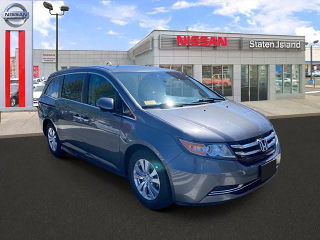 2016 Honda Odyssey EX-L [0]