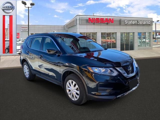 2018 Nissan Rogue S [2]