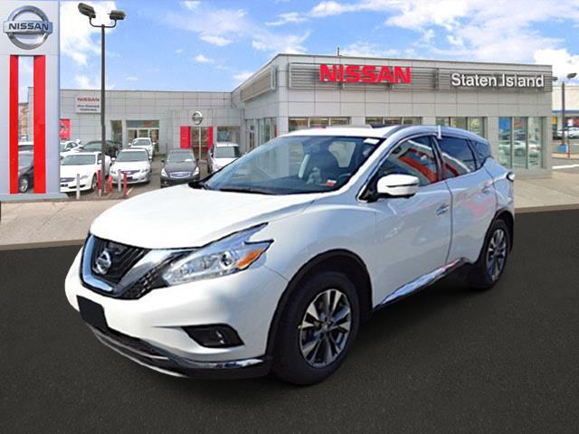 2017 Nissan Murano SL [1]