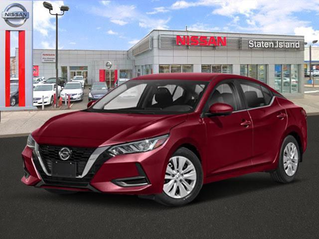 2021 Nissan Sentra SV [17]