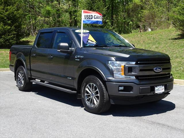 2018 Ford F-150 XLT 4WD SuperCrew 5.5' Box for sale in Mount Airy, MD
